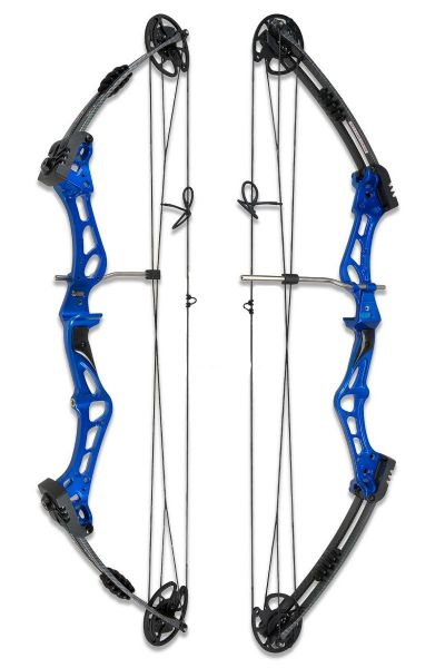 Core Zeal Compound Bow 30-45lbs Blue